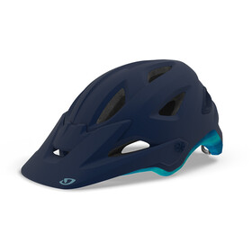 Giro Montaro MIPS Casco, matte midnight/faded teal